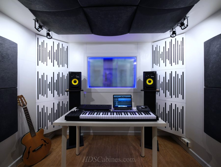 mixing booth  vicoustic