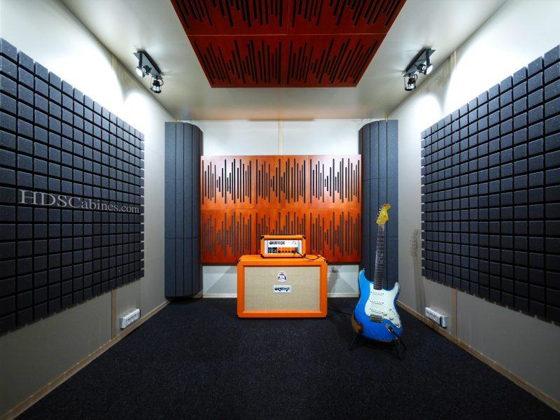 isolation efficace musique